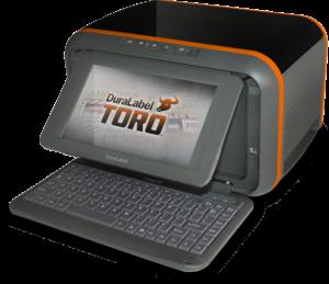 Toro - Solución todo en uno - Impresión industrial portátil